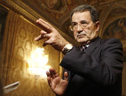 Italienischer Ministerpräsident Prodi: Transparenz und Demokratie