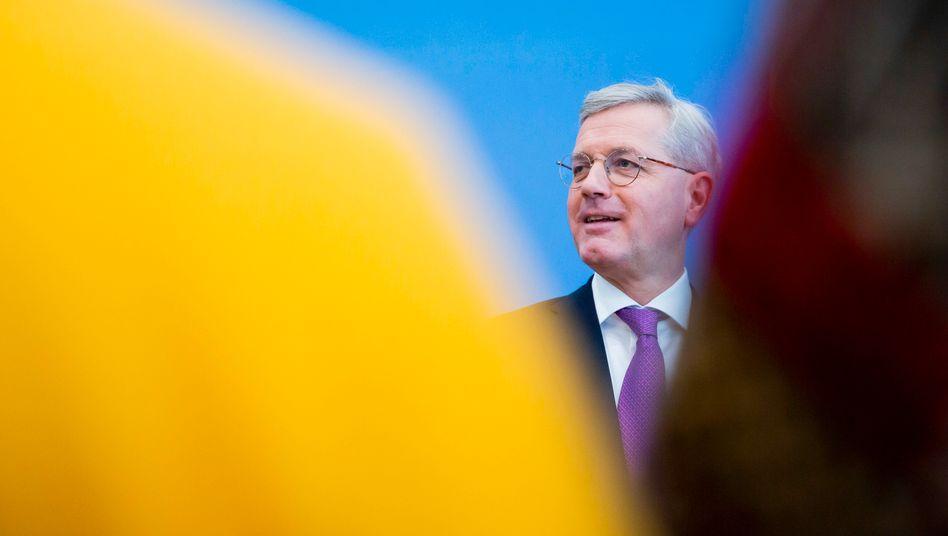 """Kandidat Röttgen: """"Ich bin der Erste"""""""