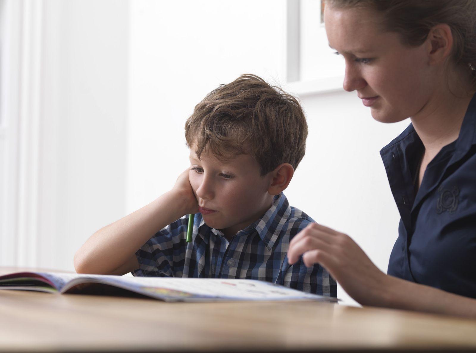 NICHT MEHR VERWENDEN! - Legasthenie / Lernschwäche / Hausaufgaben / Nachhilfe