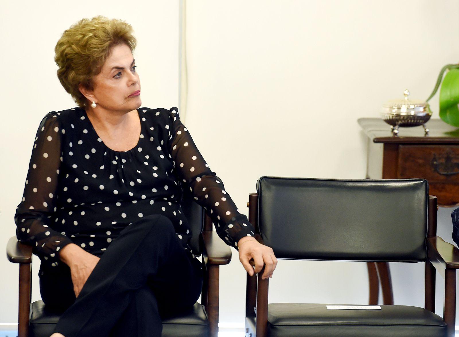 Dilma Rousseff Brasilien