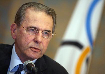 IOC-Präsident Rogge: Kontroverse innerhalb der eigenen Organisation
