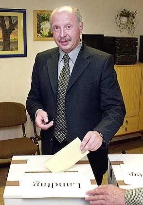CDU-Landeschef Eckhardt Rehberg: Ost-West-Konflikt in der Union