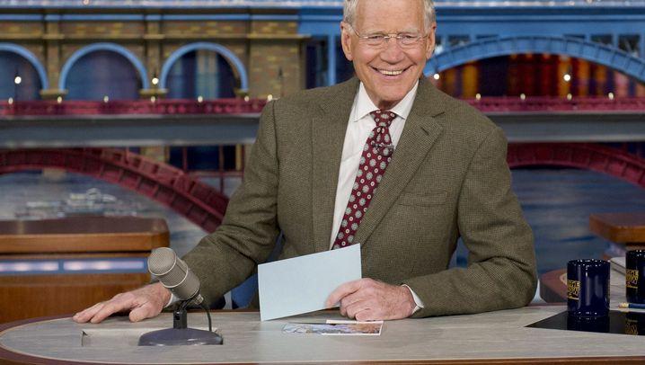 David Letterman: Eine amerikanische Institution