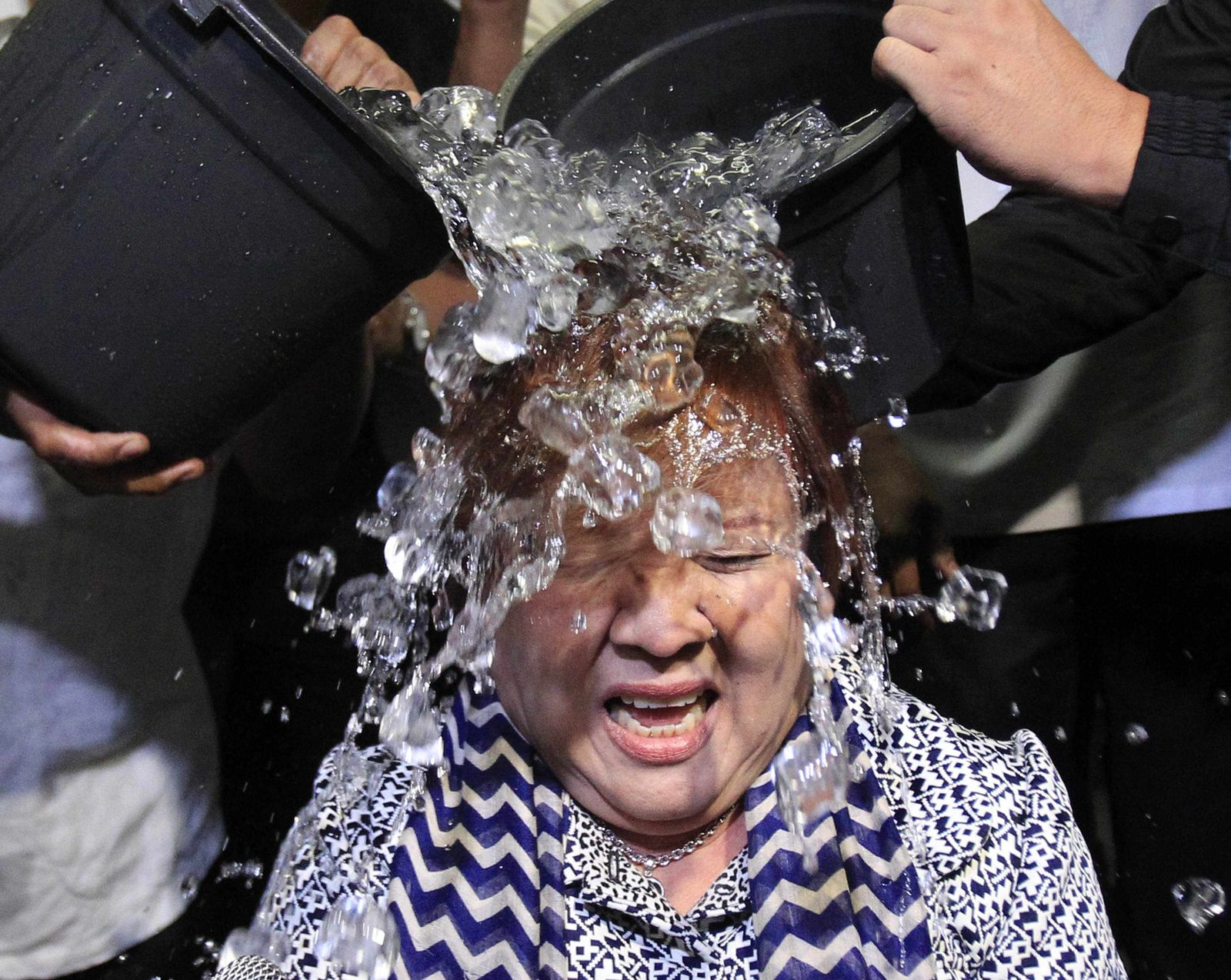PHILIPPINES-HEALTH/ ice bucket challenge