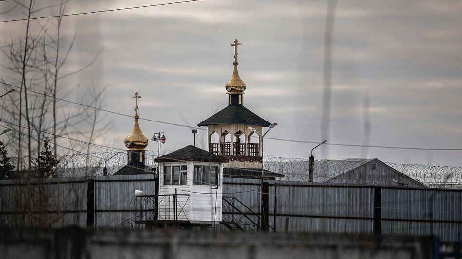 Strafkolonie IK-2 in Pokrow: »Ich wusste gar nicht, dass es so etwas in Russland gibt«