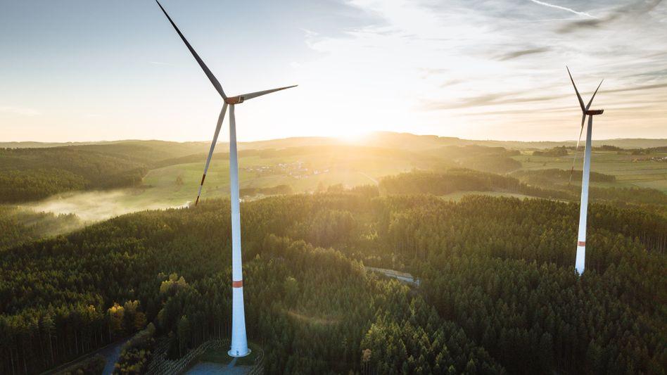 """Windpark in Deutschland: """"Ohne CCS ist es so gut wie ausgeschlossen, dauerhaft Treibhausgasneutralität zu erreichen"""""""