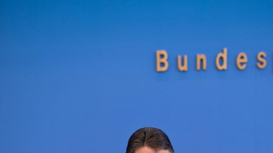 Bundeswirtschaftsminister Sigmar Gabriel: Härtere Regulierung für Google gefordert