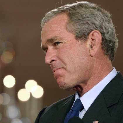 """Bush: """"Lesen Sie selbst"""""""