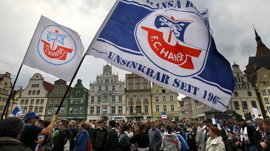 Fans von Hansa Rostock: Wirklich unsinkbar?