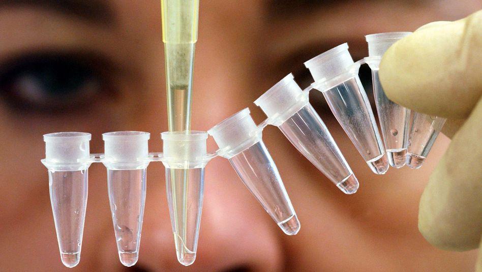 Mit DNA-Tests sollen Ermittler künftig Merkmale wie Augen-, Haar- und Hautfarbe sowie das Alter bestimmen dürfen