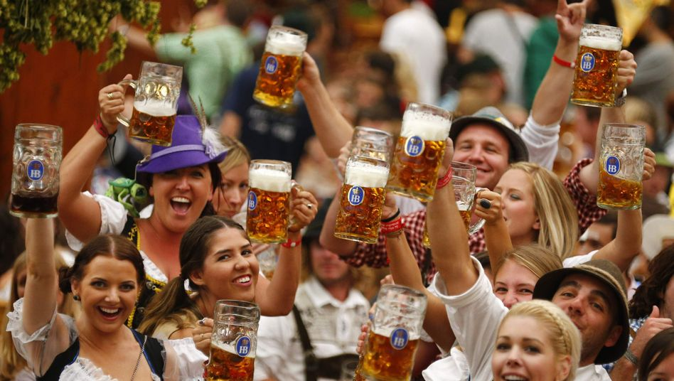 No additives: Before the beer purity law came into force in 1516, beer could cause hallucinations, says the brewing federation.