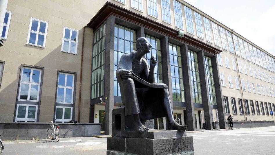 Hauptgebäude der Universität zu Köln