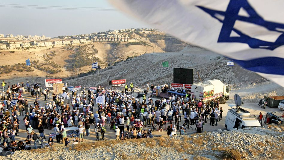 Siedlerprotest in Israel: Erst Ernüchterung, dann Frustration