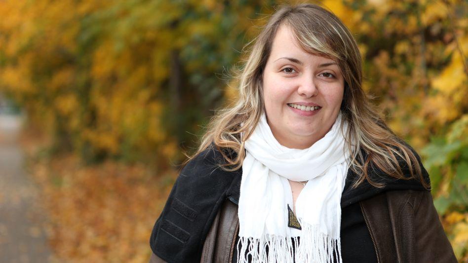 """Reinigungskraft Stephanie Oliveira: """"Mein Gehalt sinkt, die Arbeit bleibt die gleiche"""""""