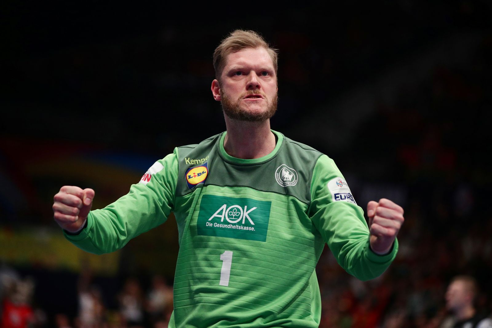 Men's 2020 EHF European Handball Championship - Main Round - Group 1 - Czech Republic v Germany