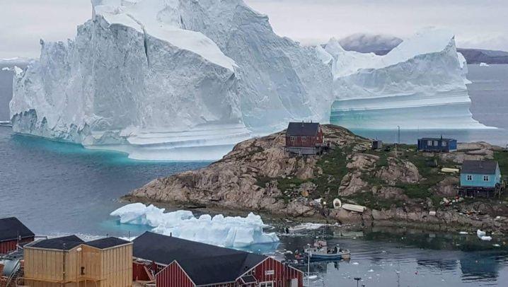 Innaarsuit auf Grönland: Eisige Gefahr