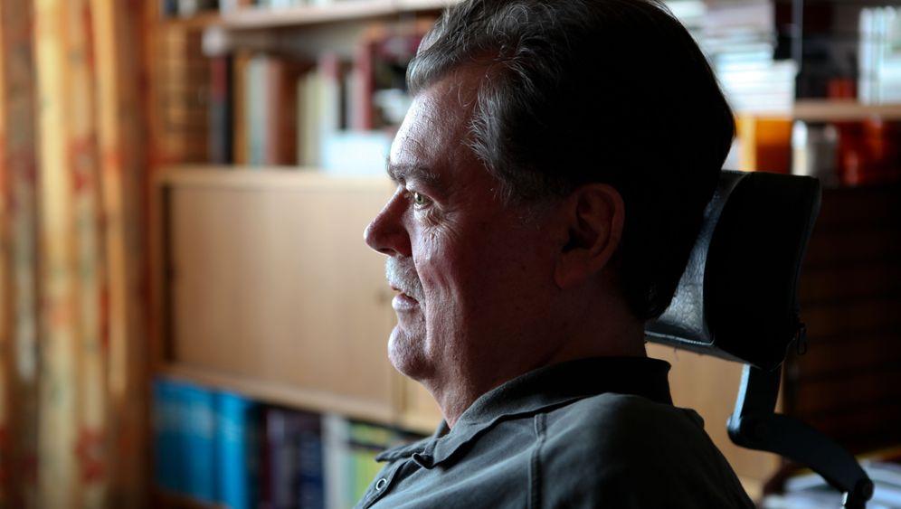 Ende des Zivildienstes: Der Mensch Karl Zeidler
