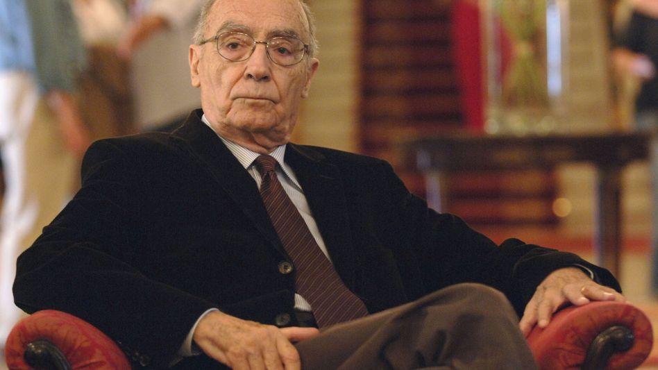 """José Saramago: """"Der Vatikan soll sich um seine eigenen Sachen kümmern"""""""