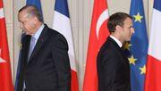 Frankreich zieht Botschafter vorübergehend aus der Türkei ab