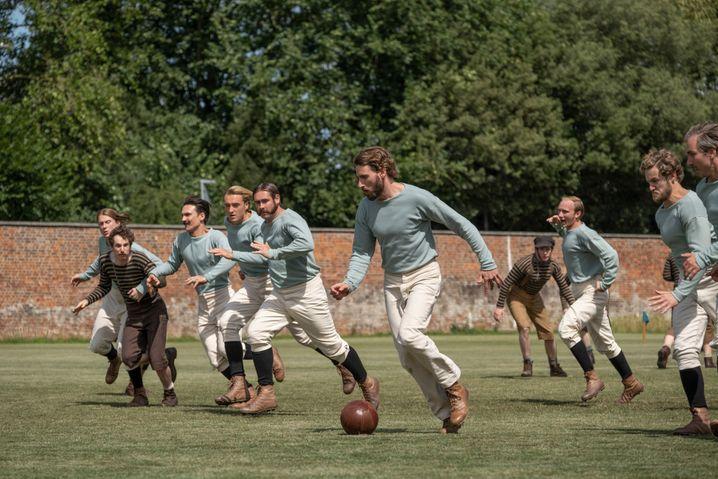 """Als Fußball noch ein Sport für hohe Herren war: """"The English Game"""""""