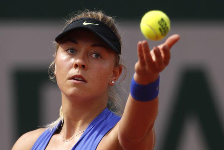 Für Witthöft dreht sich nicht mehr alles nur um den Tennisball