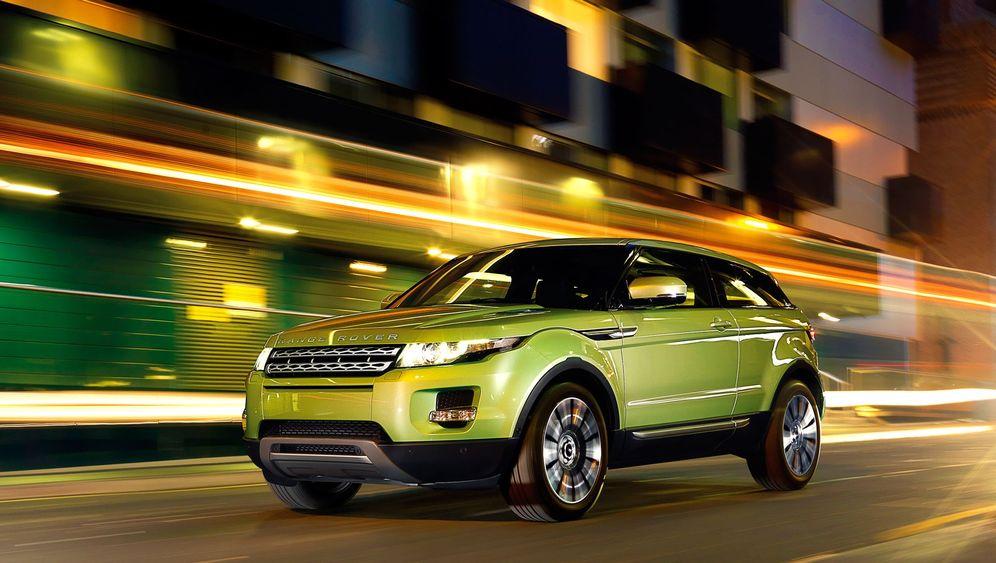Range Rover Evoque: Hipp und unbequem