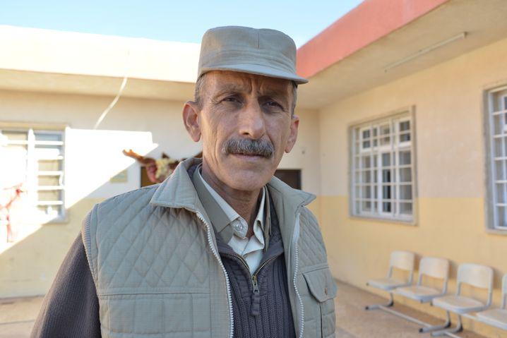 """Peschmerga-General Jamal Mohammed Omar: """"Wir kennen ihre Taktik, wir wissen, wie sie vorgehen"""""""