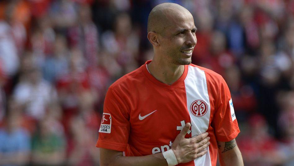 Mainzer Soto: Vor Gruppenphase müsste der Klub noch Playoffs überstehen