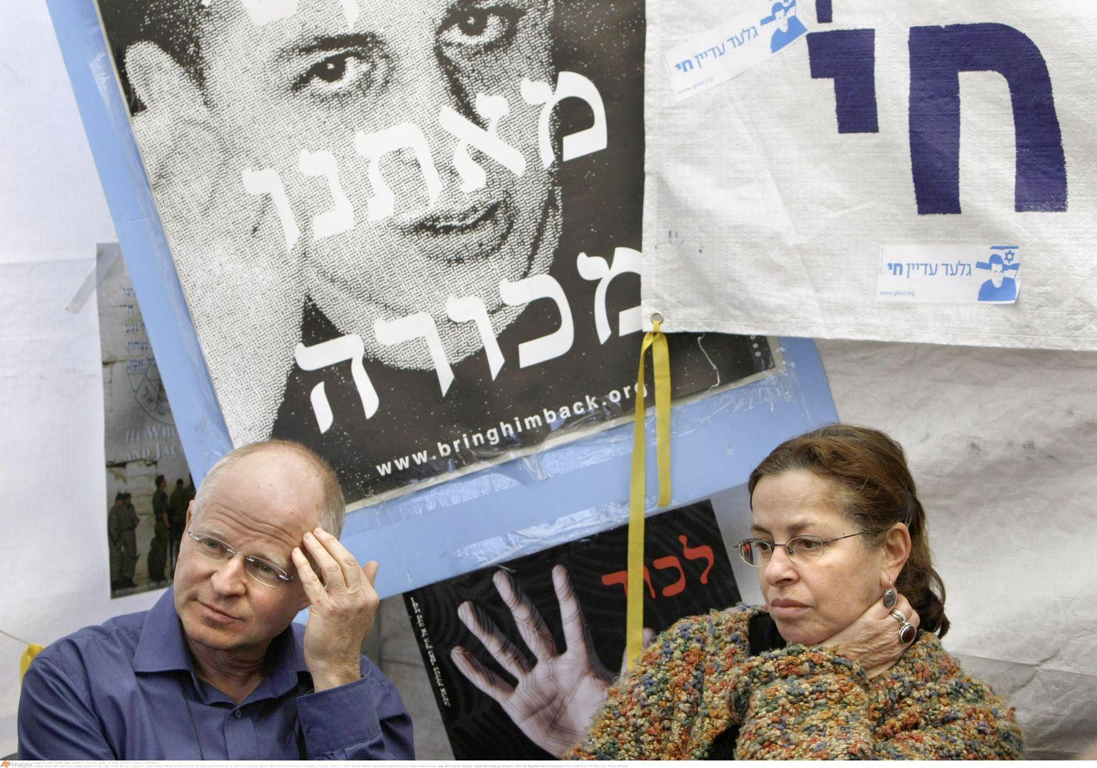 Gilad Schalit / Eltern
