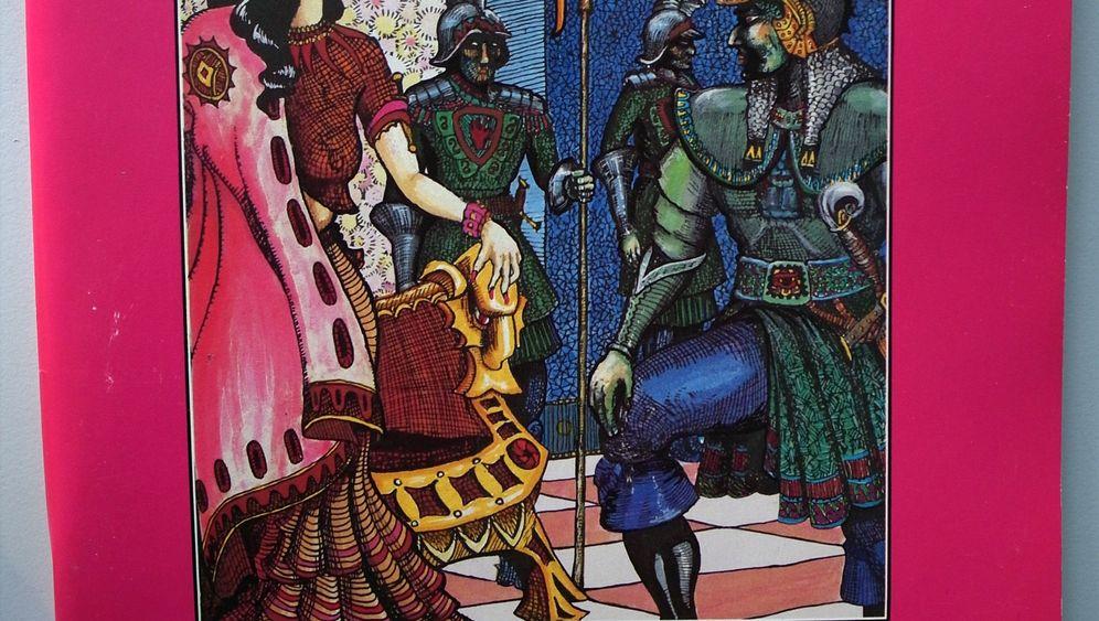 Fantasy-Welt: So erfand Professor Barker Tékumel