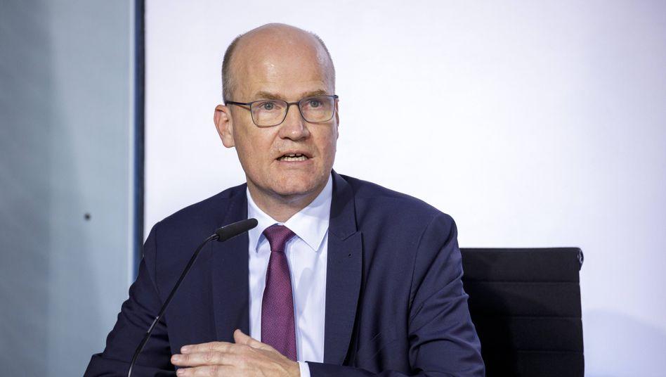 Unionsfraktionschef Brinkhaus