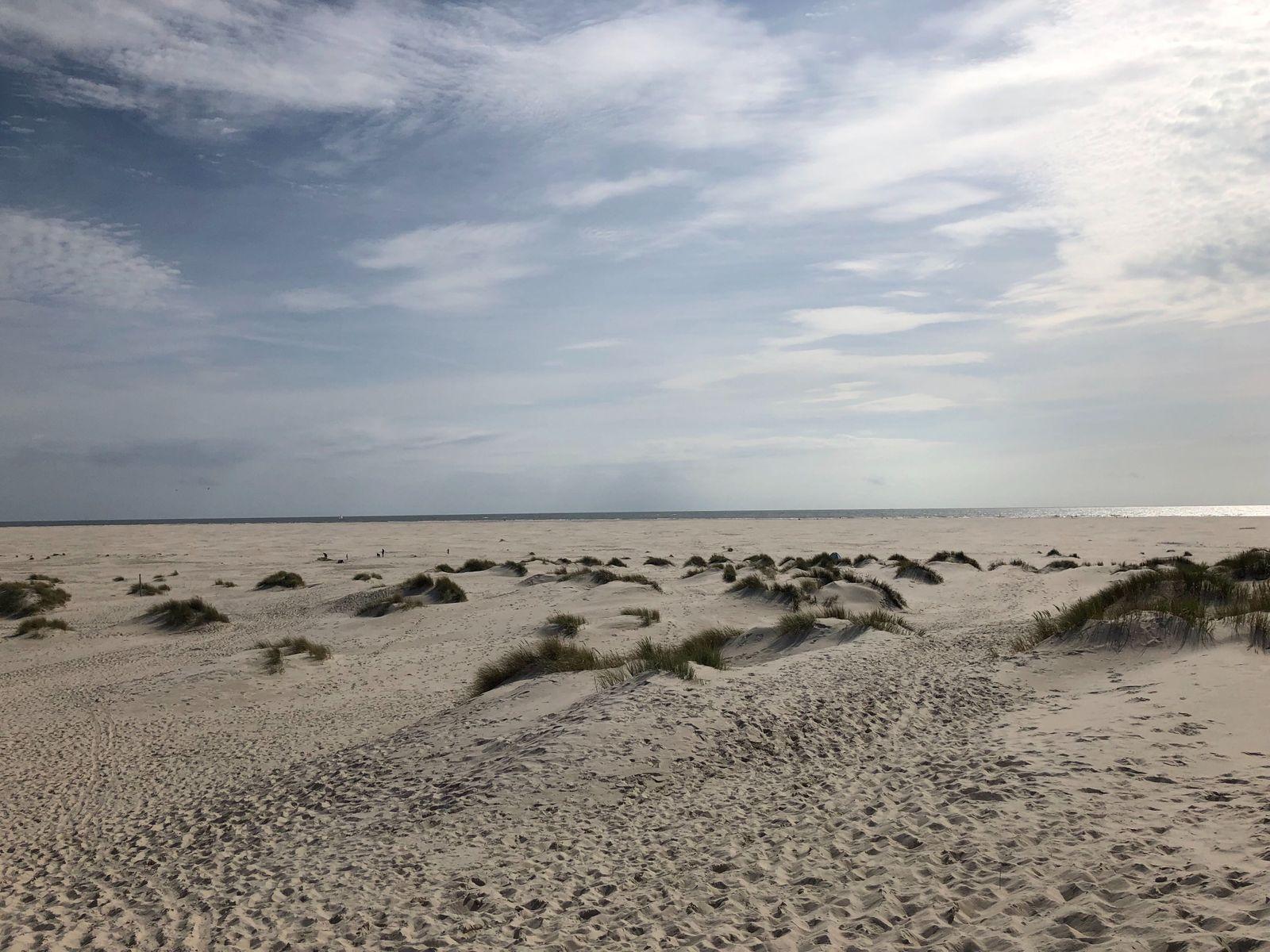 Strand Panorama Amrum