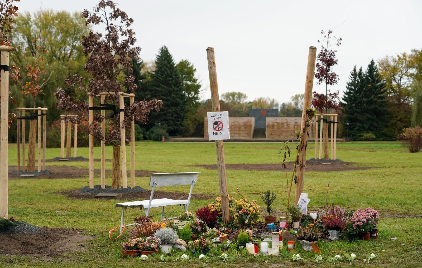 Gedenkort für NSU-Opfer, Stumpf