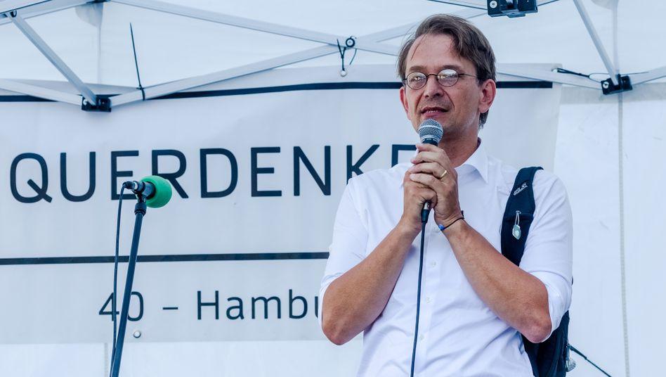Bodo Schiffmann: Patienten mit Maskenattest waren womöglich nie in der Praxis