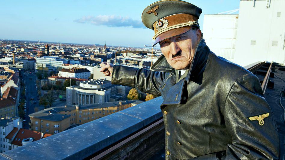 """Hitler-Szene in """"Er ist wieder da"""": Jetzt hört der Spaß auf"""