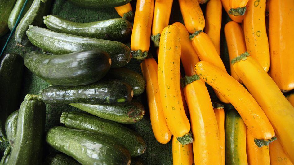 Zucchini: Eigentlich wurden die gefährlichen Bitterstoffe herausgezüchtet