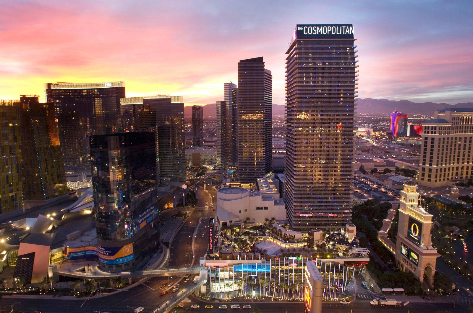 Cosmopolitan of Las Vegas / Deutsche Bank Casino
