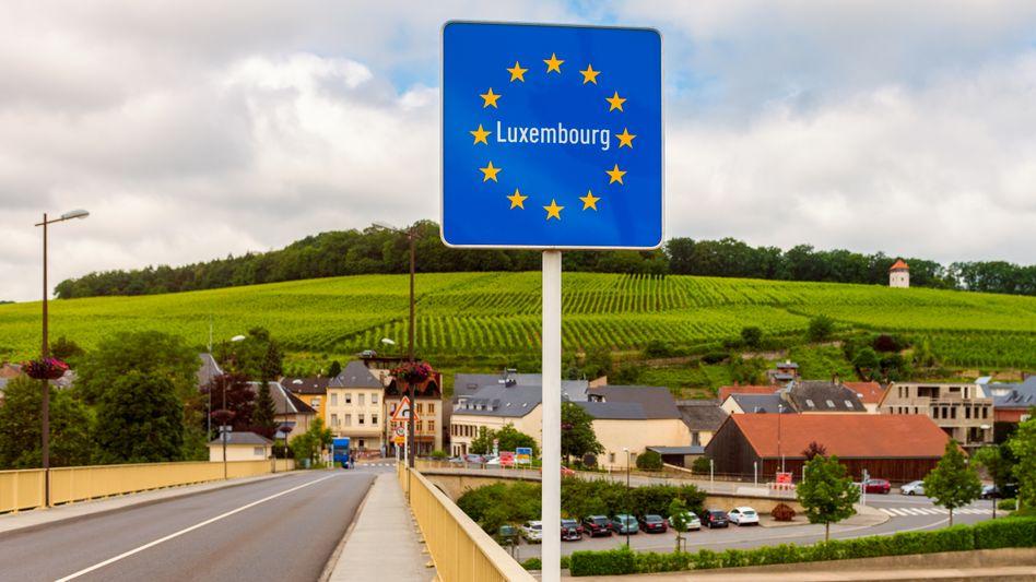 Stadt Schengen in Luxemburg: Hier grenzen Frankreich und Deutschland an den Staat