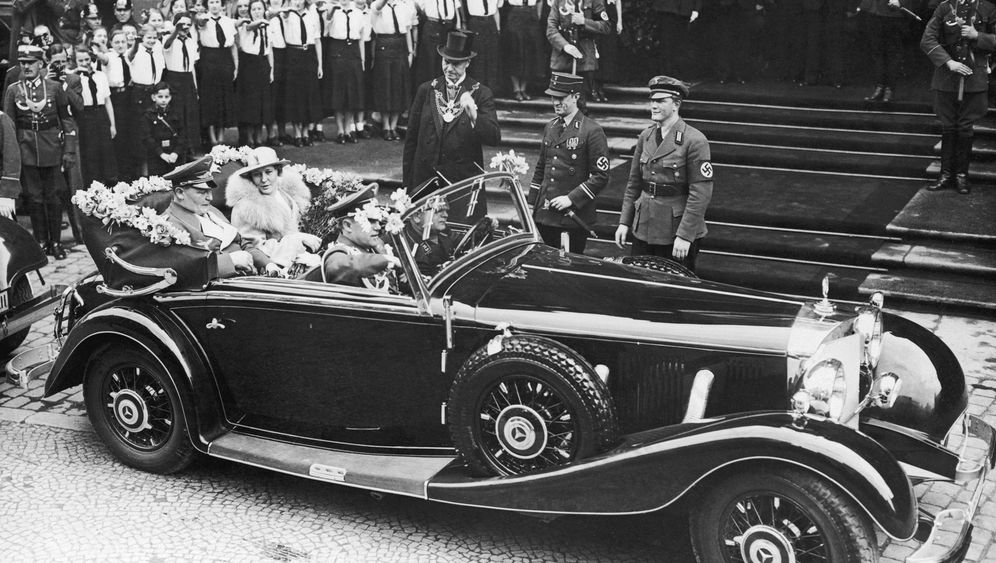 Photo Gallery: Is Göring's Convertible in America?