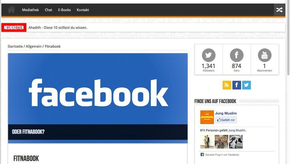 """""""Fitnabook"""": Nicht halal, trotzdem millionenfach genutzt"""
