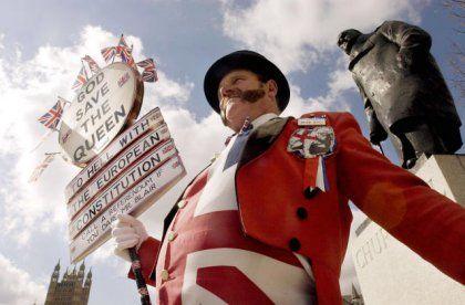 """Britische Patrioten:"""" Obsession Zweiter Weltkrieg"""""""