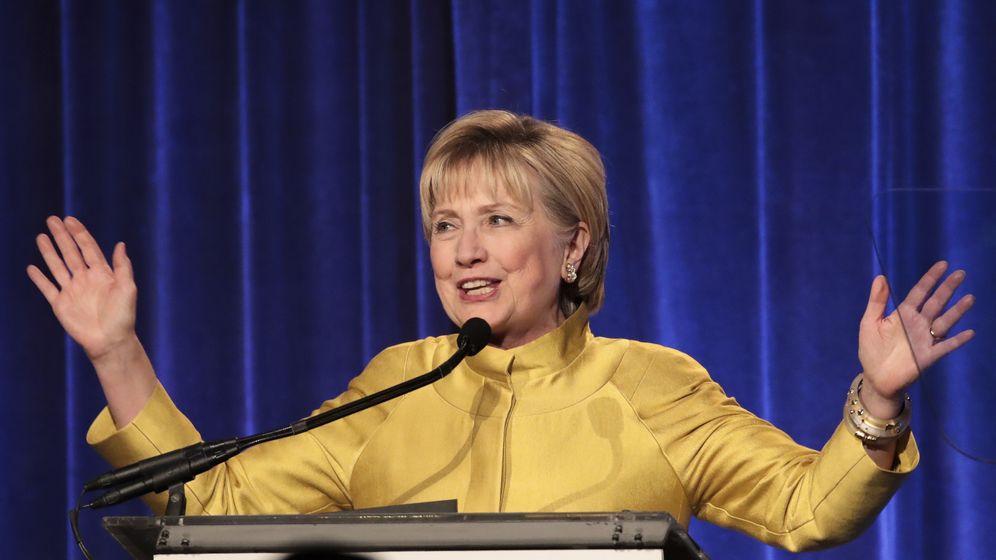 Hillary Clinton: Ein Leben nach dem Trump-Trauma
