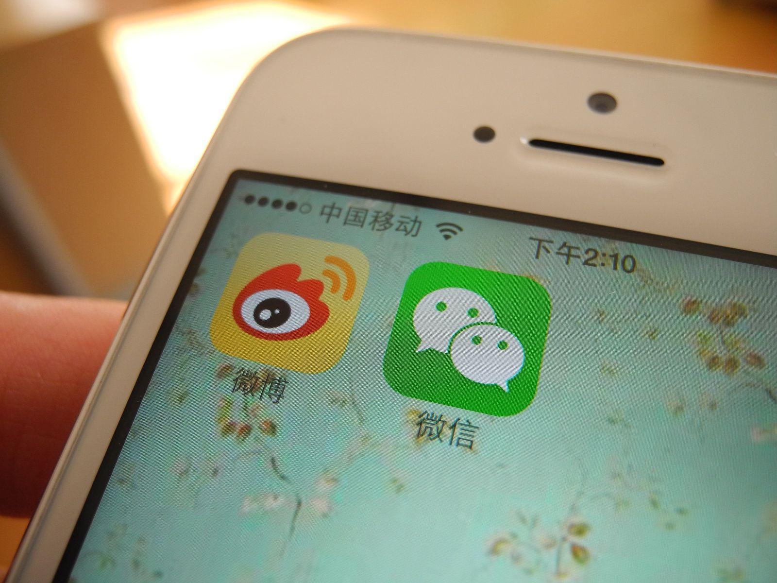 Chinas Jagd auf Blogger