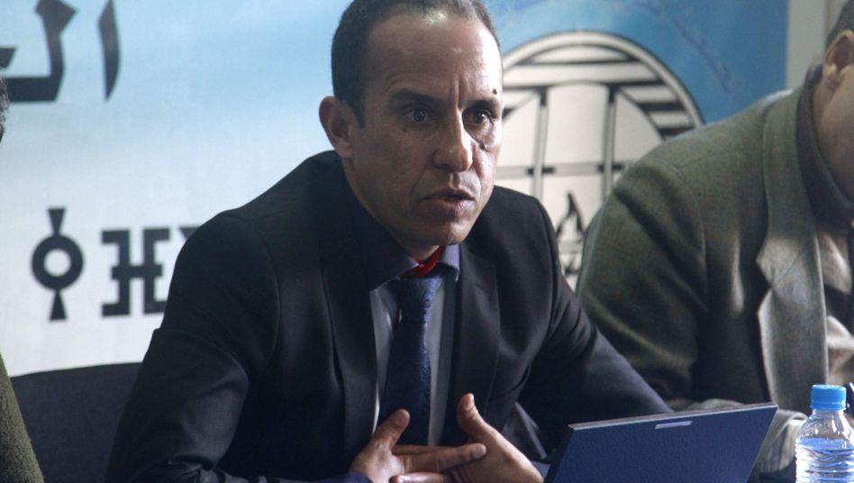 Journalist Anouzla: Stiftungsleiterin muss Büro räumen