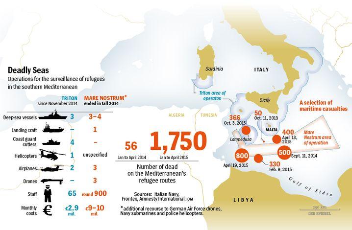 Graphic: Deadly Seas