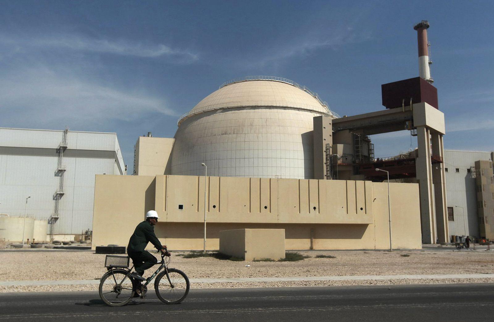 Buschehr Iran Atom