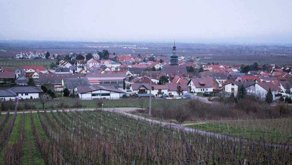 Kallstadt, Germany, is the ancestral home of the Trump Family.