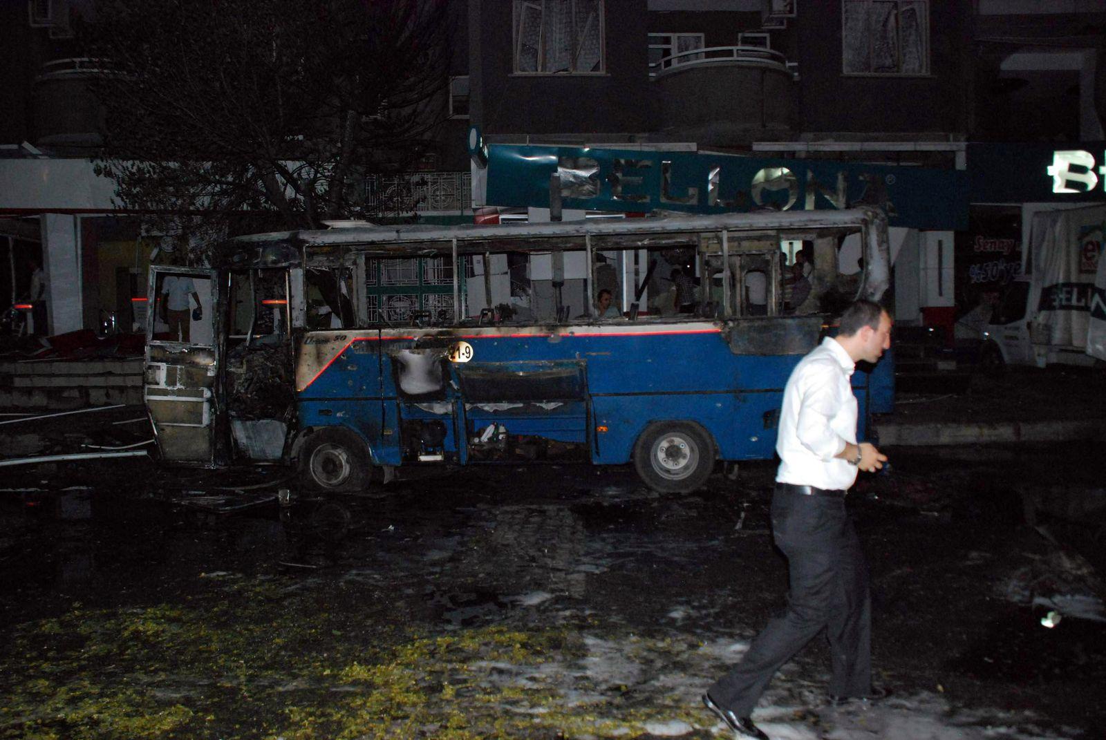 Türkei Attentat Gaziantrep