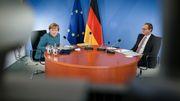 Merkel verspricht Aufhebung der Impfpriorisierung ab Juni