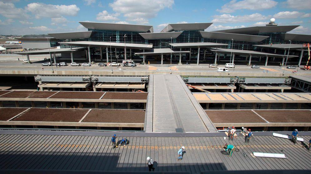 Flughafen São Paulo-Guarulhos: Aufrüsten für die Weltmeisterschaft